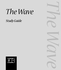 The Wave: Study Guide - ECB